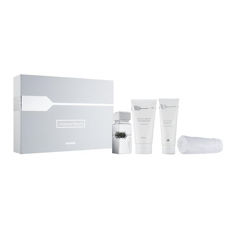 Kit Al Haramain L Aventure Blanche Eau de Parfum Perfume Unissex 30ml