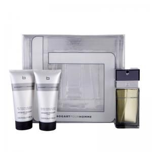 Kit Jacques Pour Homme 100ml + Gel de Banho  100ml + Pós Barba 100ml