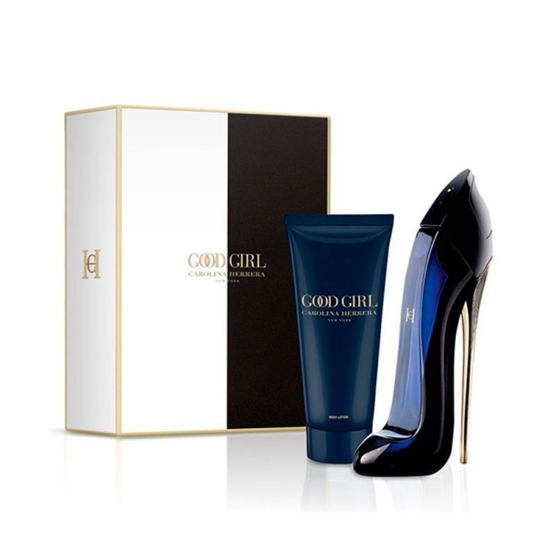 Kit Carolina Herrera Good Girl - Eau de Parfum - 80ml + Loção Corporal 100ml