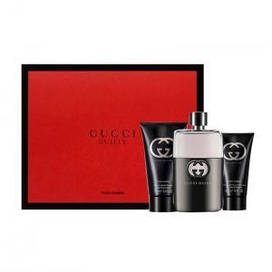 Kit Gucci Guilty Pour Homme Eau de Toilette Masculino 100ml