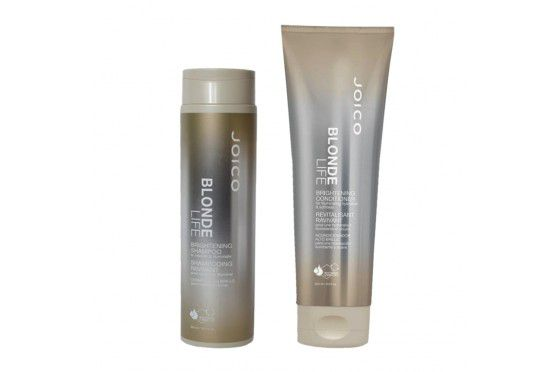 Kit Joico Blonde Life Shampoo 300ml + Condicionador 250ml