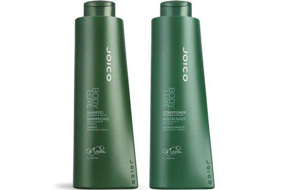 Kit Joico Body Luxe Shampoo + Condicionador 1L