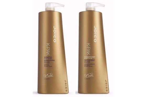 Kit Joico K- Pak Shampoo 1L + Condicionador 1L