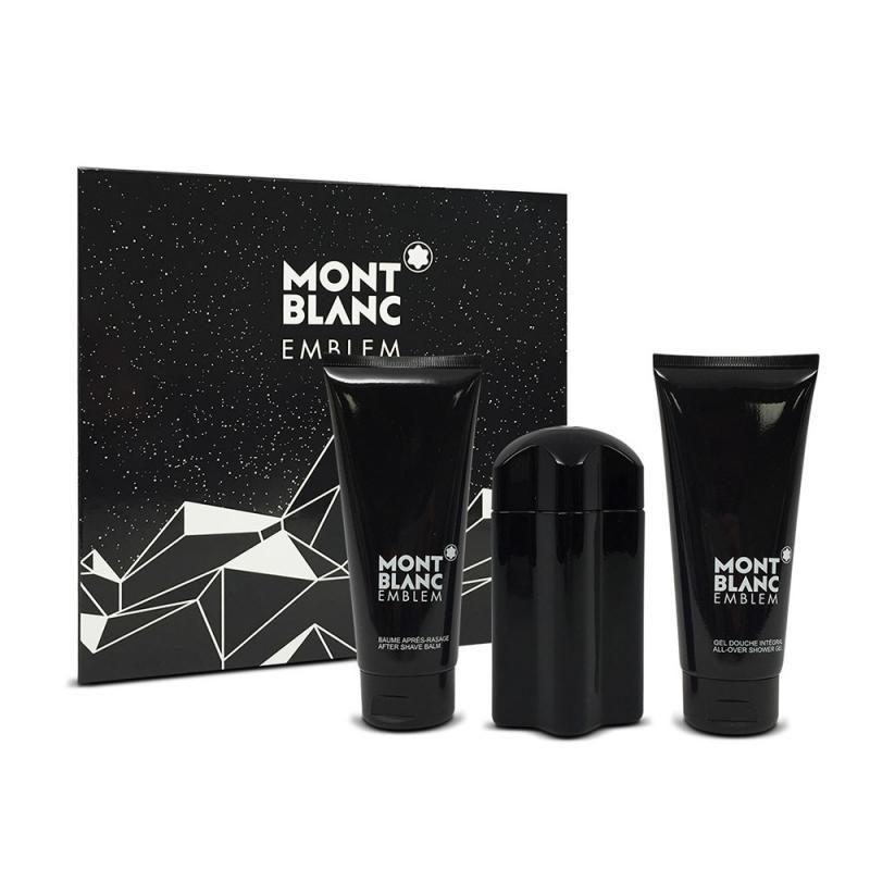 Kit Mont Blanc Emblem Eau de Toillete Masculino 100ml