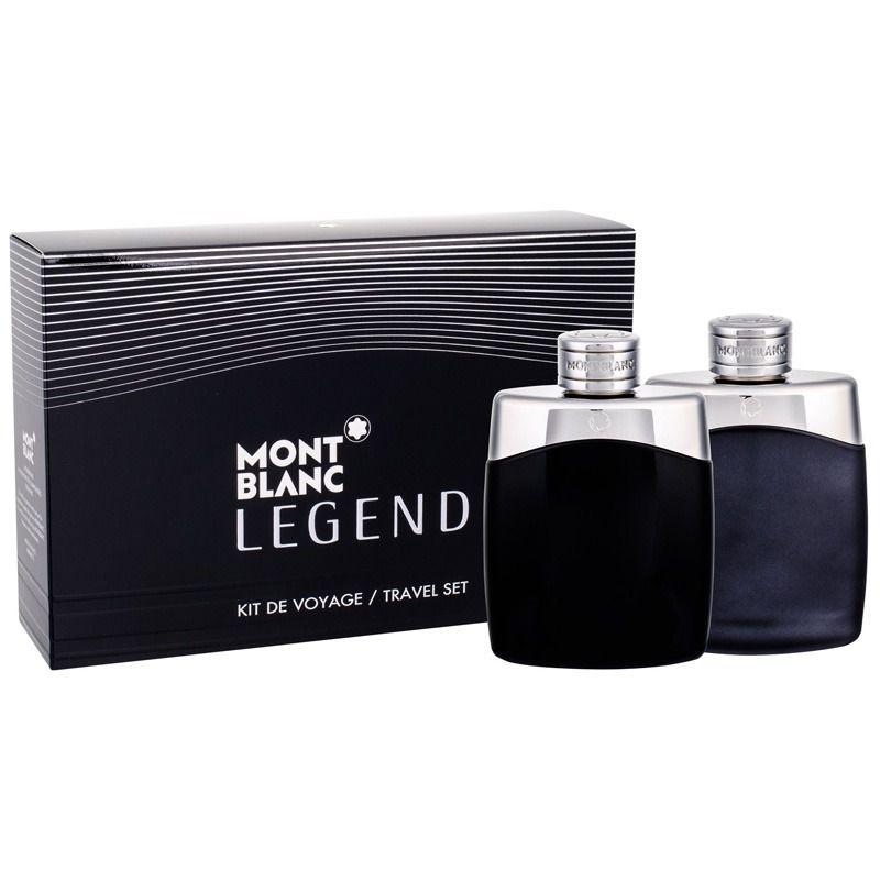 Kit Mont Blanc Legend Pour Homme - Eau de Toilette - 100ml + Pós Barba 100ml