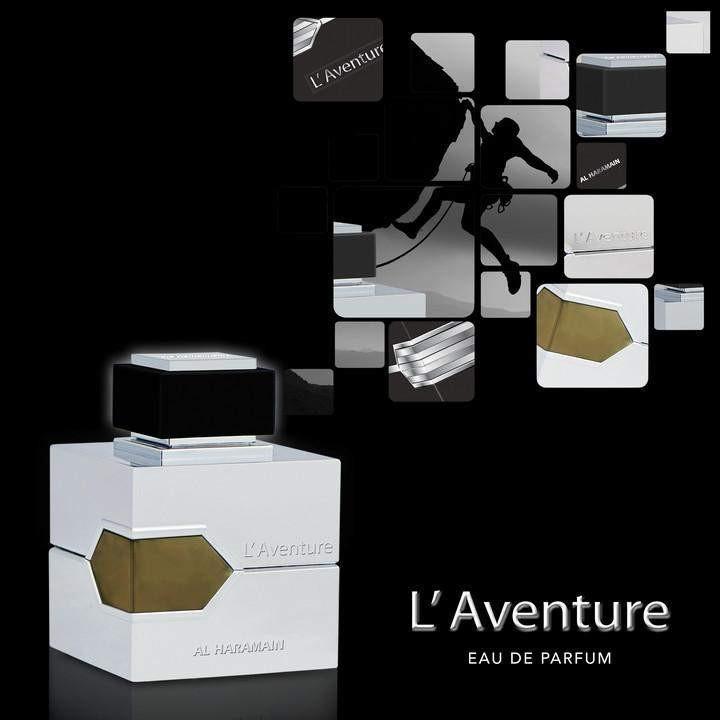 L Aventure Al Haramain Eau de Parfum Perfume Masculino