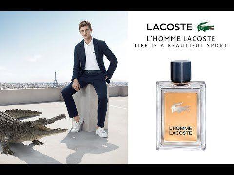 L Homme Lacoste Eau de Toilette Perfume Masculino