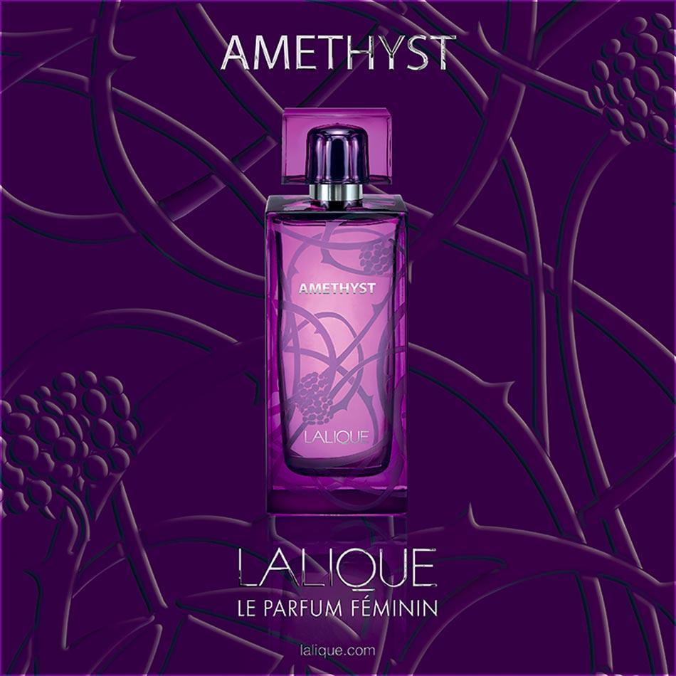 Lalique Amethyst Eau de Parfum Feminino
