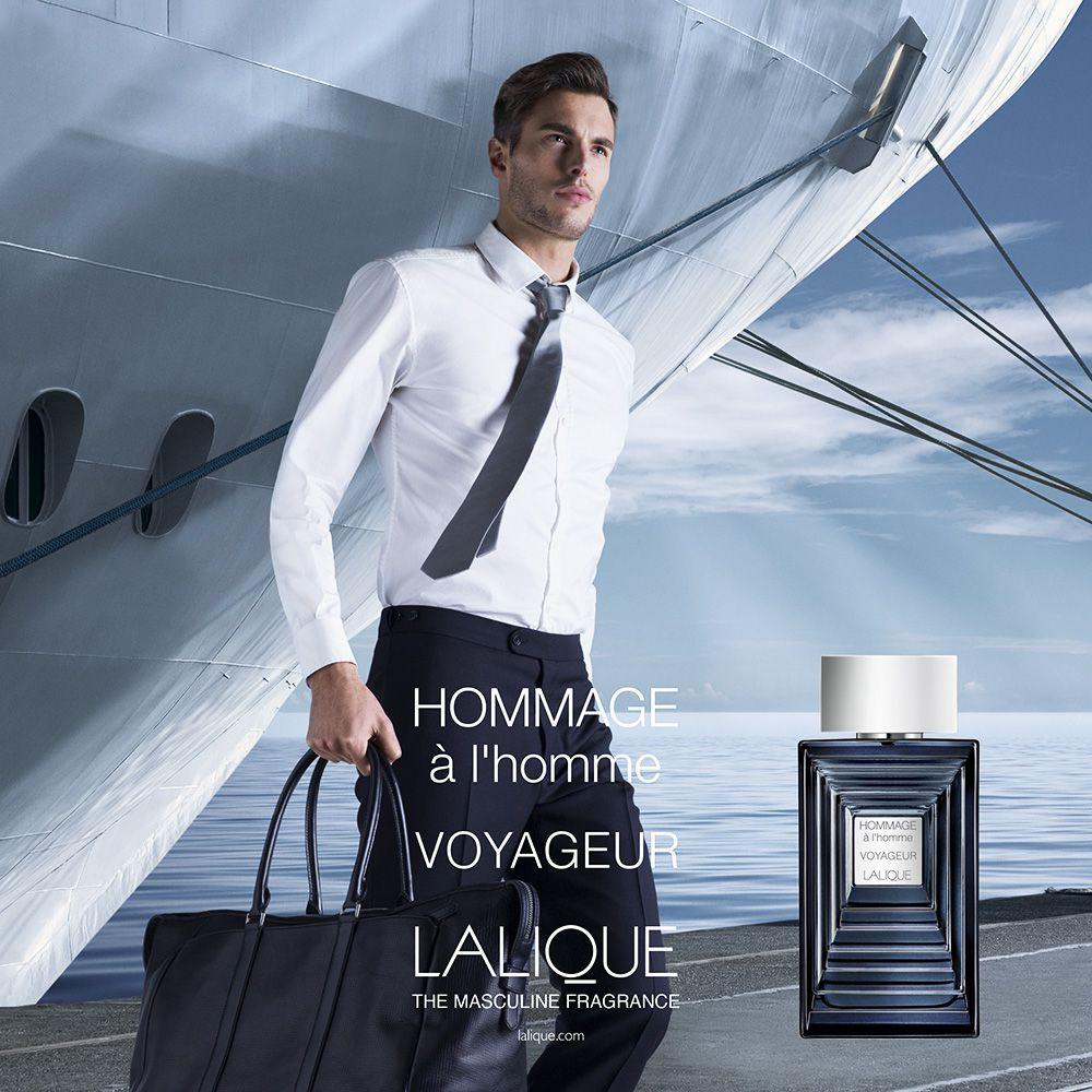 Lalique L Homme Voyageur Eau de Toilette Masculino