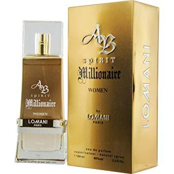 Lomani AB Spirit Millionaire Eau de Parfum Feminino