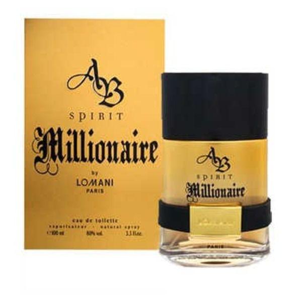 Lomani AB Spirit Millionaire Homme Eau de Toilette Masculino