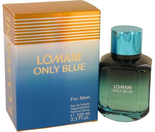 Lomani Only Blue Eau de Toilette Masculino