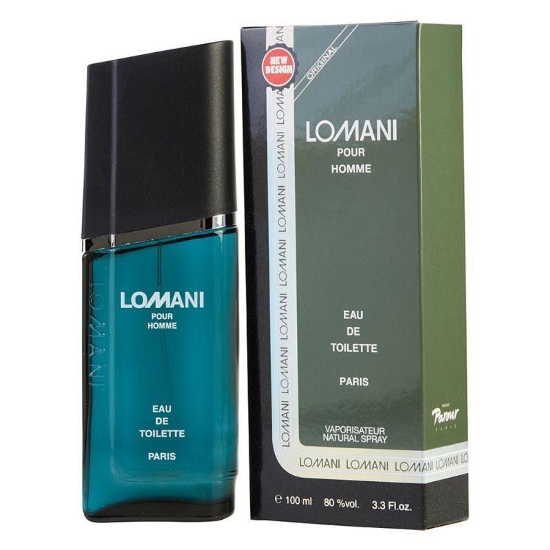 Lomani Pour Homme Eau de Toilette Masculino