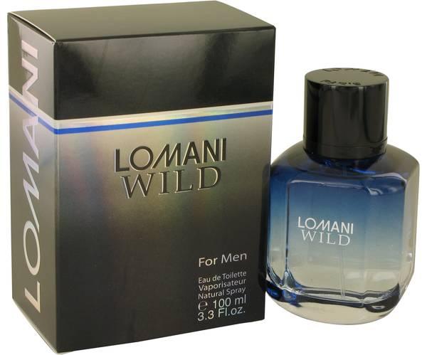 Lomani Wild Eau de Toilette Masculino
