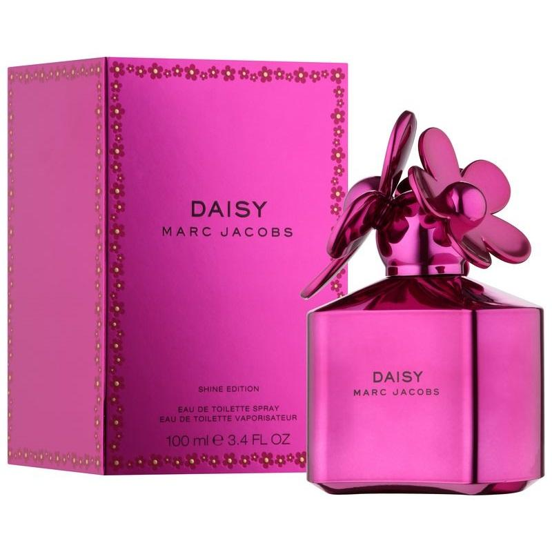 Marc Jacobs Daisy Shine Pink Edition Eau de Toillete Feminino