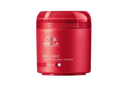 Máscara Briliance Wella Normal 150ml