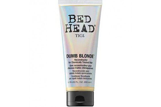 Máscara de Reconstrução Bed Head TIGI Dumb Blonde 200ml