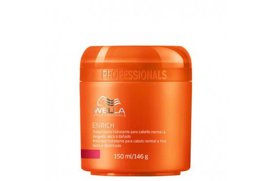 Máscara Enrich Moisturizing Treatment for Wella 150ml