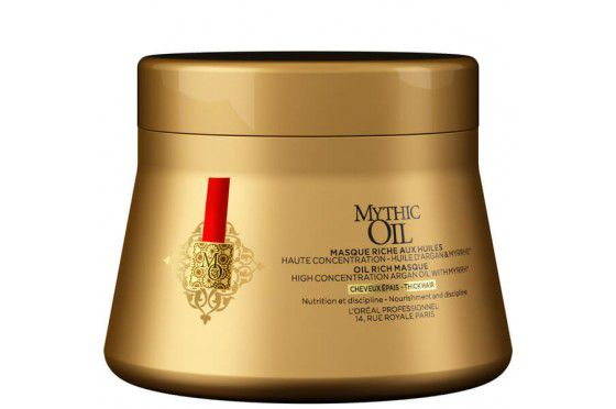 Máscara L Oreal Mythic Oil 200 ml