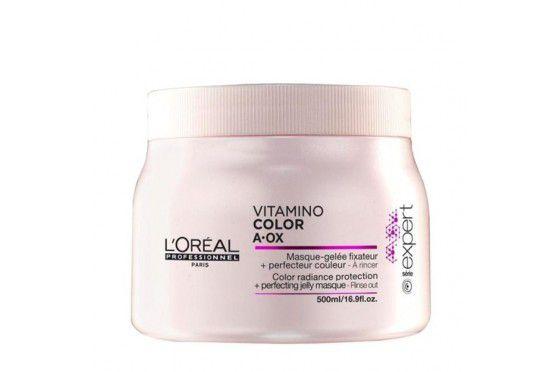 Máscara L Oreal Vitamino Color 500 ml