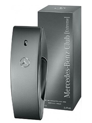 Club Extreme Mercedes Benz Eau de Toilette Perfume Masculino