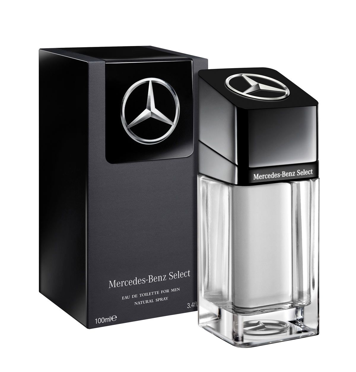Select For Men Mercedes Benz Eau de Toilette Perfume Masculino