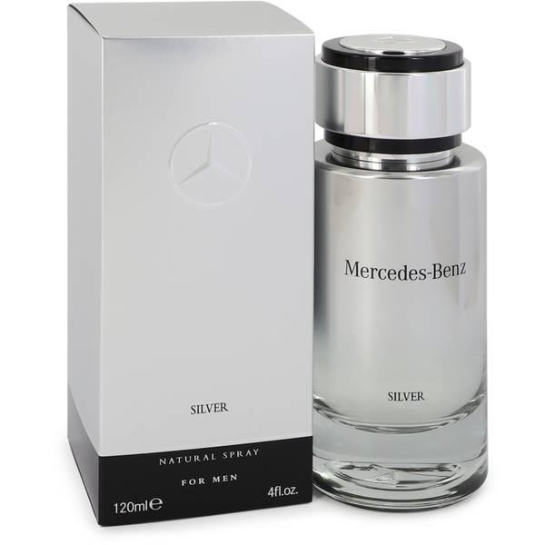 3b58a67f2c Mercedes-Benz Silver Eau de Toilette - Perfume Masculino