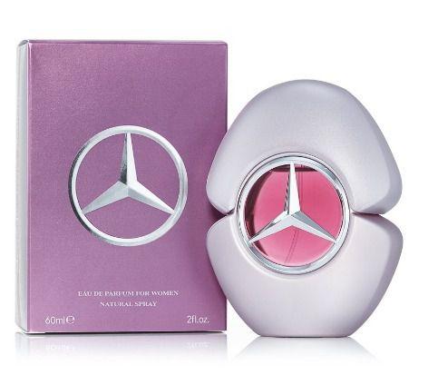 Woman Mercedes Benz Eau de Parfum Perfume Feminino
