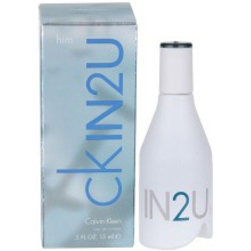 Miniatura Calvin Klein CKin2U Eau de Toilette Masculino 15ML