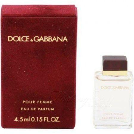 Miniatura Dolce e Gabbana Femme Eau de Parfum Feminino 4.5ML