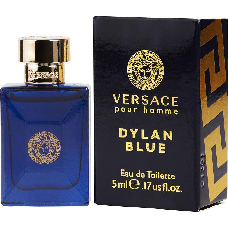 Miniatura Versace Dylan Blue Eau de Toilette Masculino 5ML