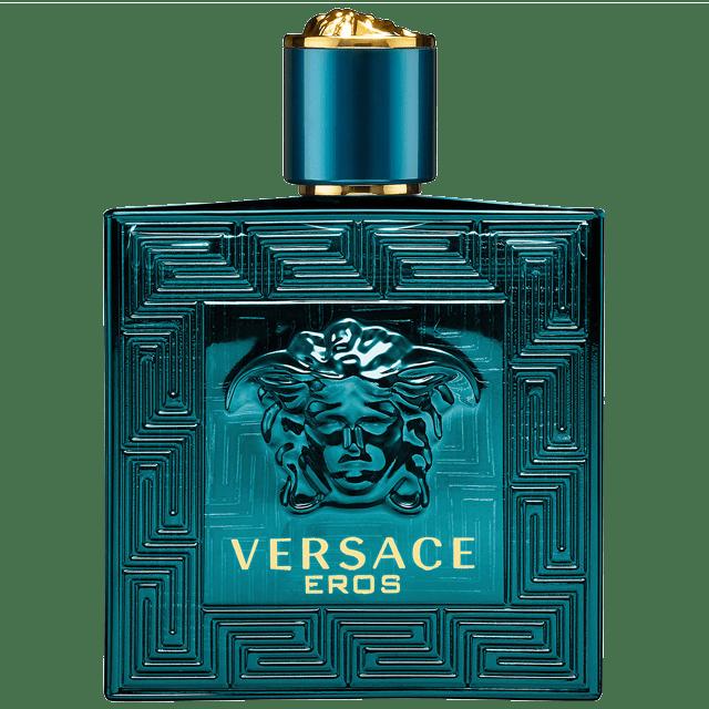 Miniatura Versace Eros Eau de Toilette Masculino 5ML