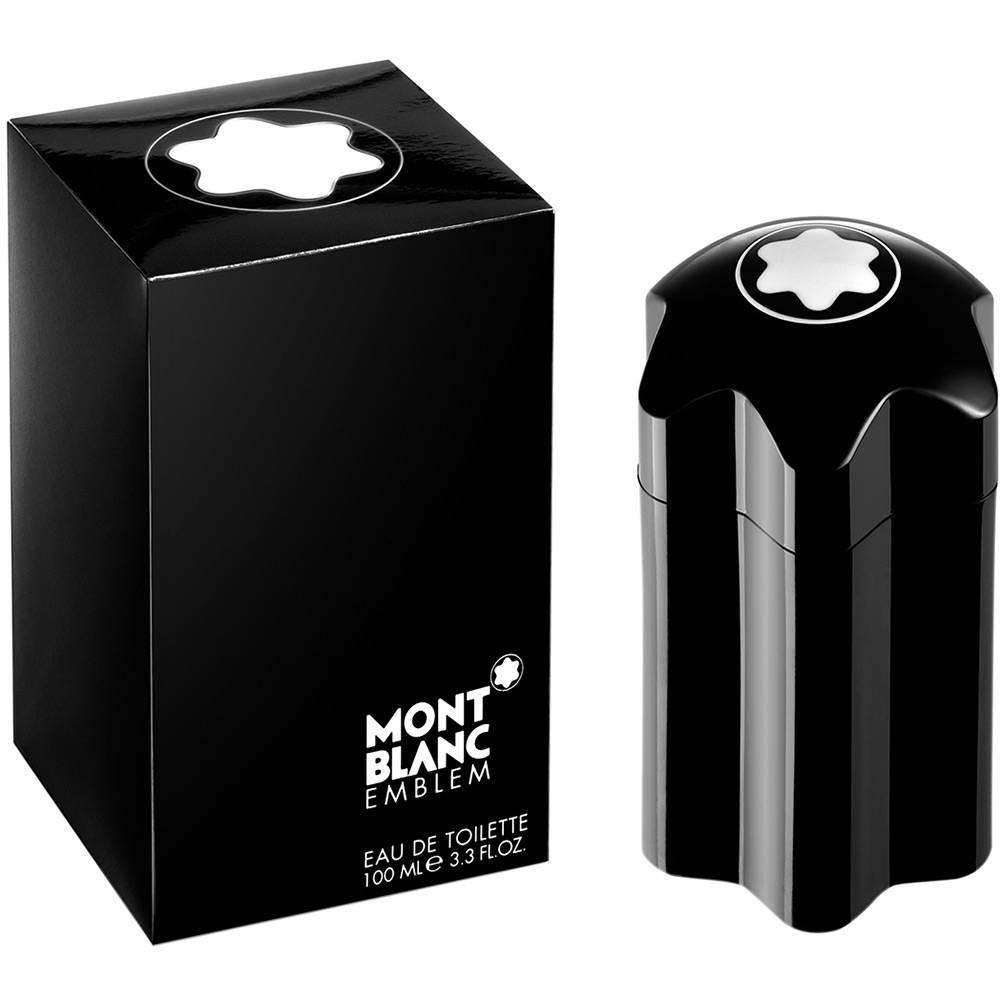 Emblem Mont Blanc Eau de Toilette Perfume Masculino