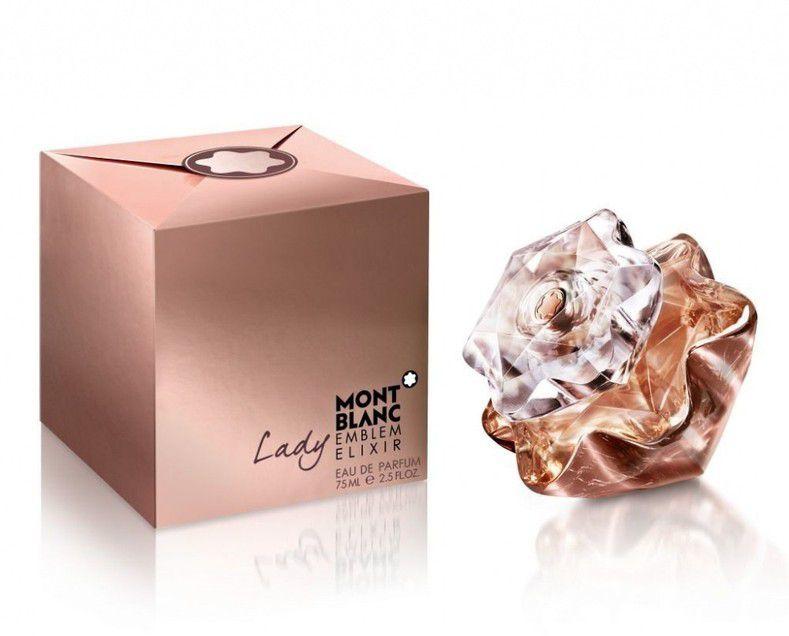 Emblem Lady Elixir Mont Blanc Eau de Parfum Perfume Feminino