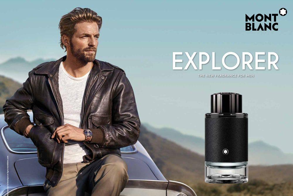 Explorer Mont Blanc Eau de Parfum Perfume Masculino