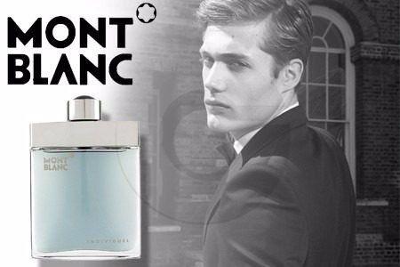 Individuel Mont Blanc Eau de Toilette Perfume Masculino