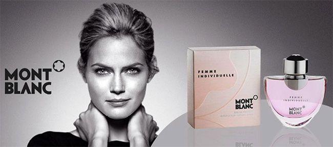 Individuelle Mont Blanc Eau de Toilette Perfume Feminino