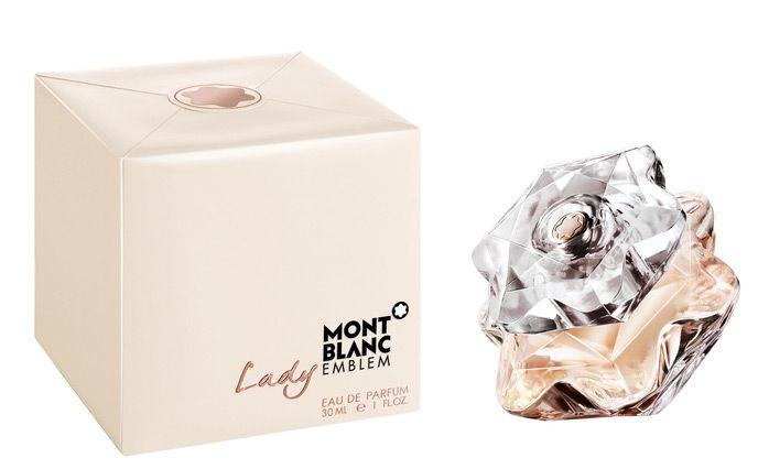 Lady Emblem Mont Blanc Eau de Parfum Perfume Feminino