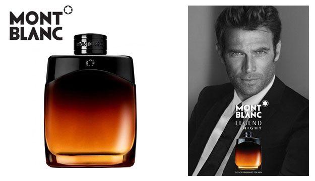 Legend Night Mont Blanc Eau de Parfum Perfume Masculino