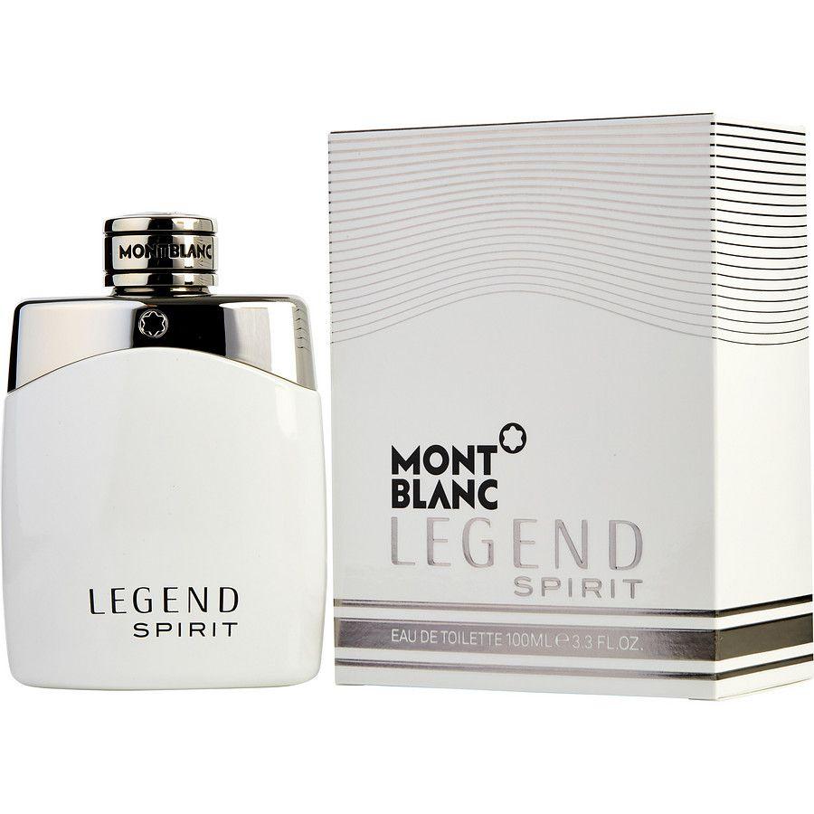 Mont Blanc Legend Spirit Eau de Toilette Masculino
