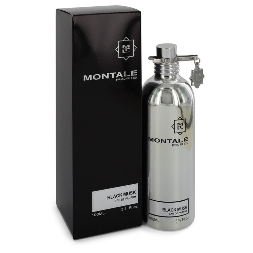 Black Musk Montale Eau de Parfum Perfume Unissex