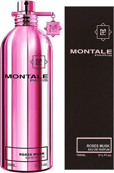 Roses Musk Montale Eau de Parfum Perfume Feminino