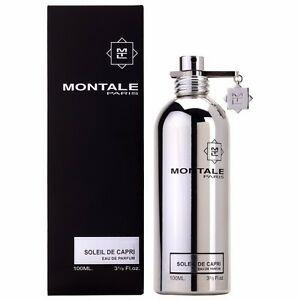 Solei de Capri Montale Eau de Parfum Perfume Unissex
