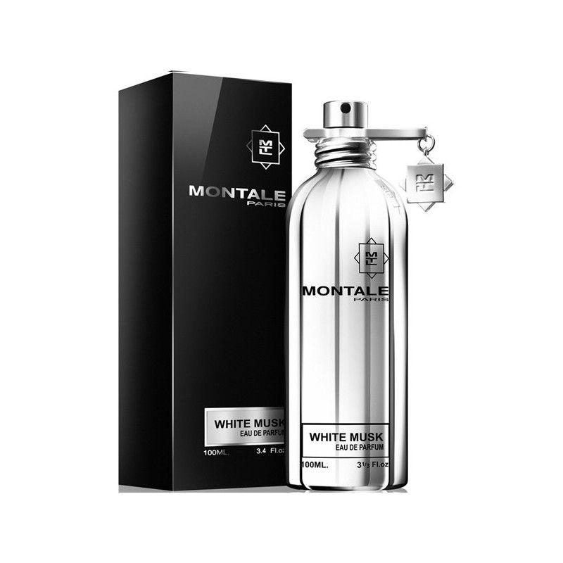 White Musk Montale Eau de Parfum Perfume Unissex