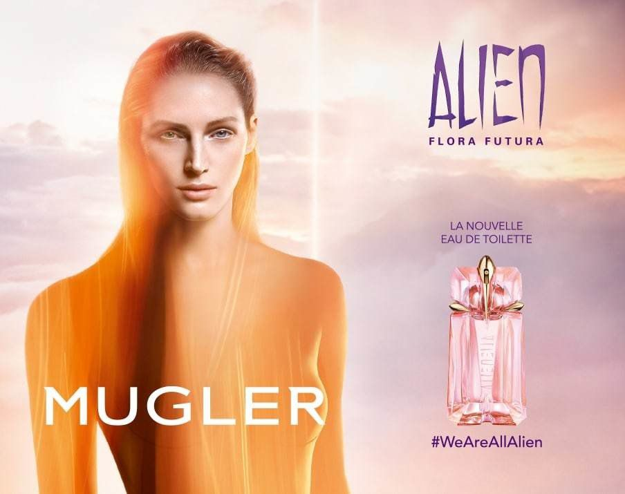 Alien Flora Futura Thierry Mugler Eau de Toilette Perfume Feminino