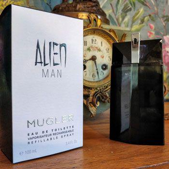 Alien Man Thierry Mugler Eau de Toilette Perfume Masculino