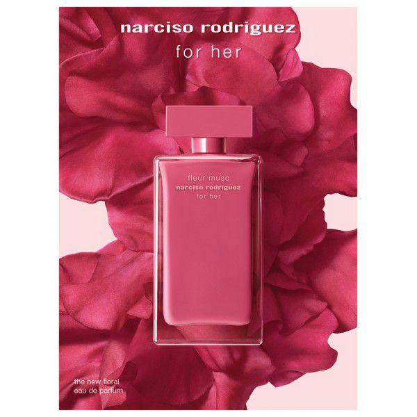 Narciso Rodriguez Fleur Musc For Her Eau de Parfum Feminino