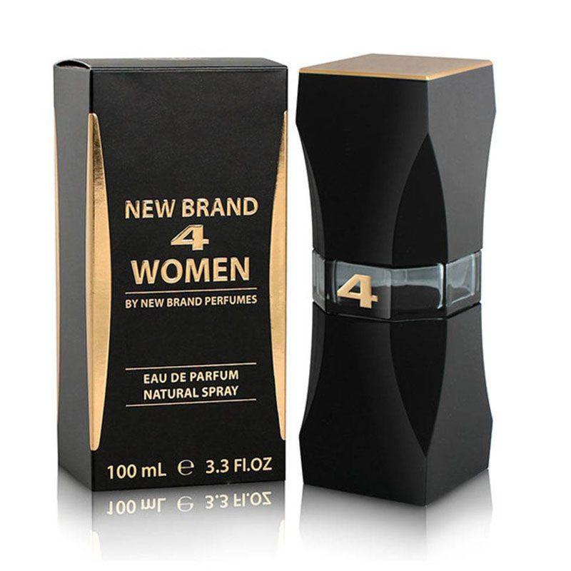 New Brand 4 Women Eau de Toilette Feminino