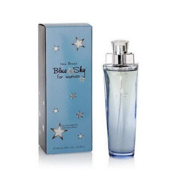 New Brand Blue Sky Femme Eau de Parfum Feminino