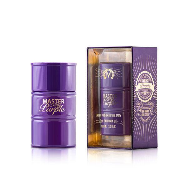 New Brand Collection Master of Purple Eau de Parfum Feminino